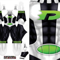 DANNY PHANTOM - SupergeekDesigns