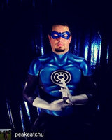 BLUE LANTERN - SupergeekDesigns