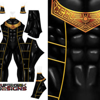 ZEO RANGER - SupergeekDesigns