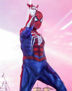 SPIDERMAN PS4 - SupergeekDesigns