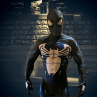 SPIDERMAN CLASSIC SYMBIOTE - SupergeekDesigns