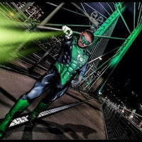GREEN LANTERN - SupergeekDesigns