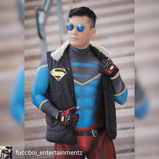 SUPERBOY - SupergeekDesigns