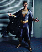 BLACK ADAM - SupergeekDesigns