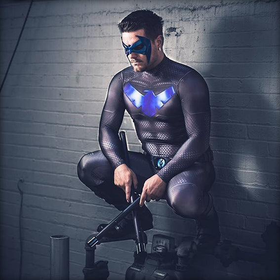 NIGHTWING - SupergeekDesigns