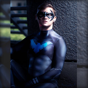 NIGHTWING SUPERHERO 2 - SupergeekDesigns
