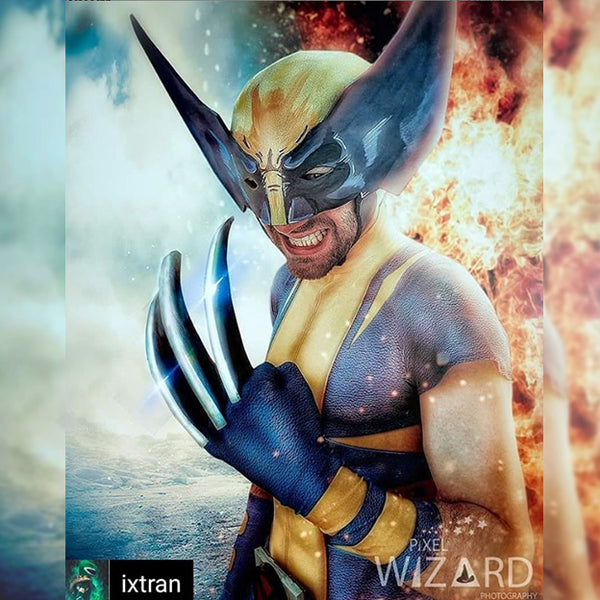 WOLVERINE - SupergeekDesigns