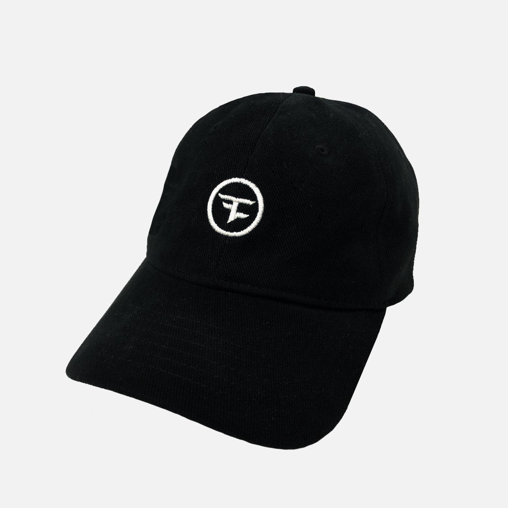 CIRCLE LOGO DAD CAP