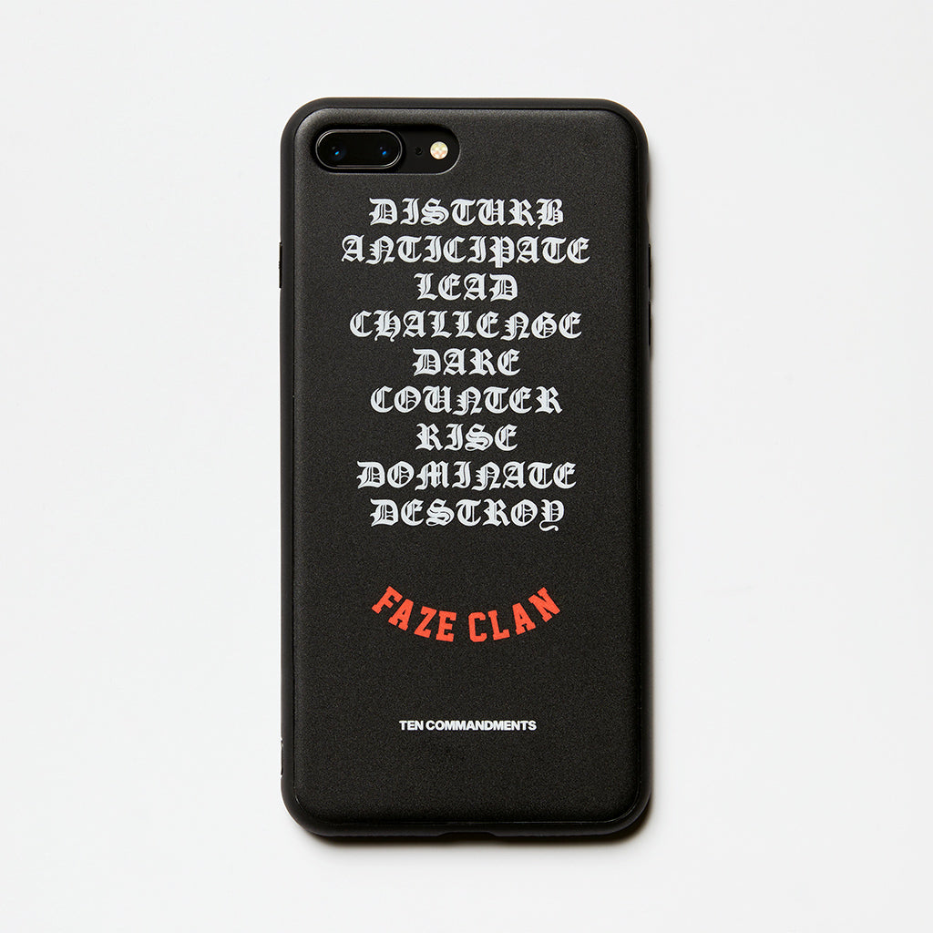 TEN C IPHONE CASE