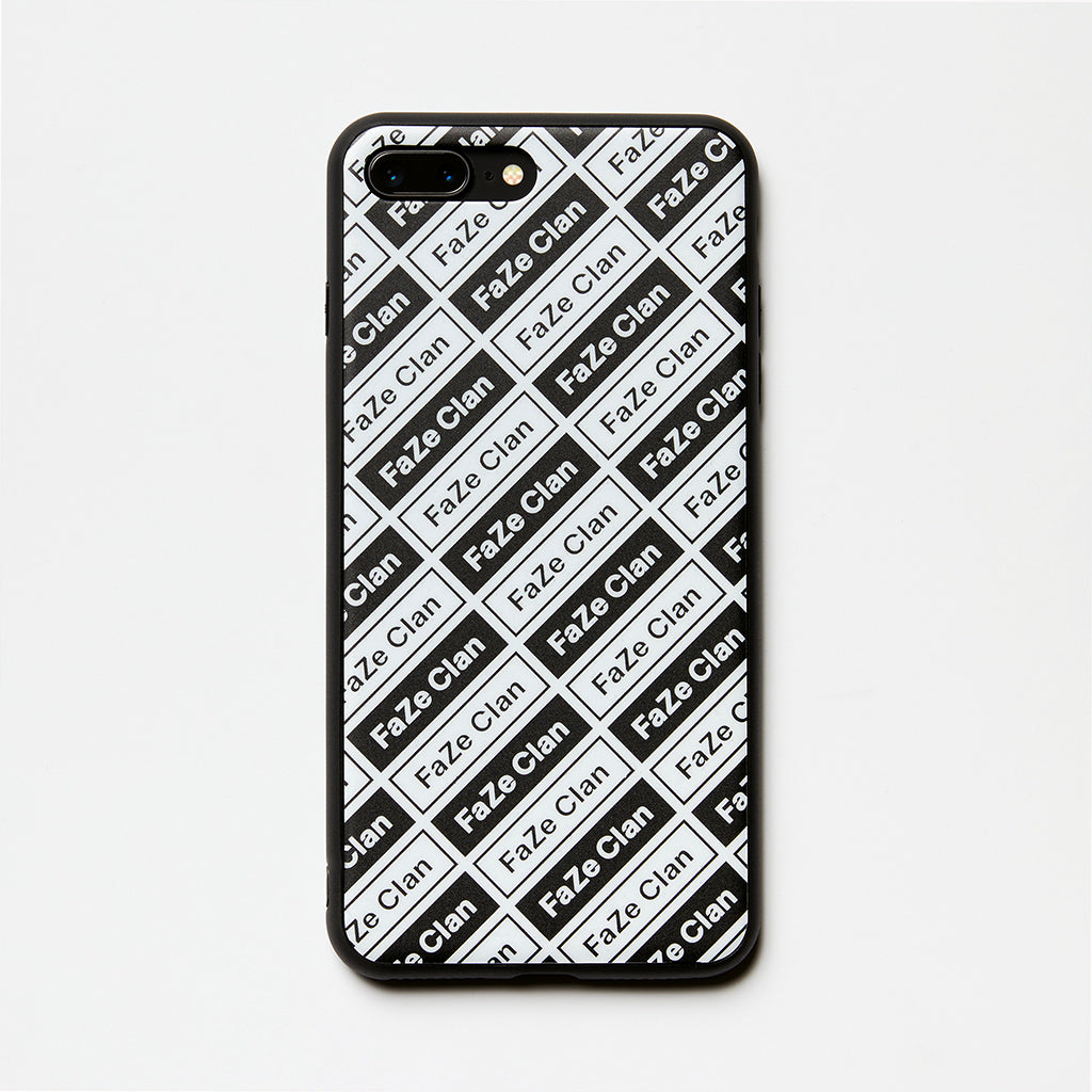 BOX REPEAT IPHONE CASE