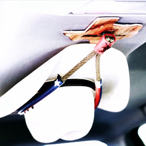 JM Lone Star Of Texas Edition Cowboy Hat Rack
