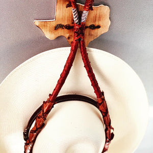 JM Tombstone Wild West Edition Cowboy Hat Rack