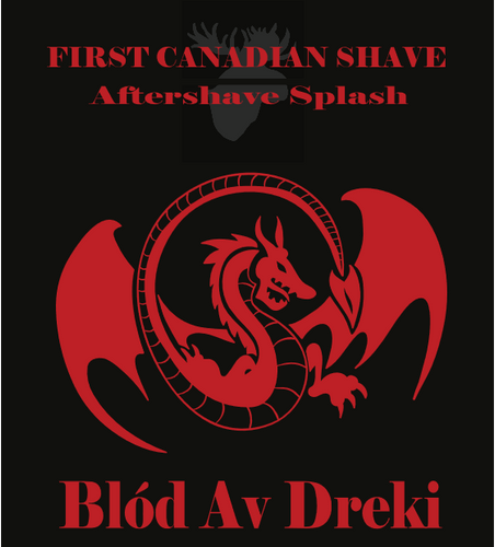 Blód Av Dreki 100ml. Aftershave