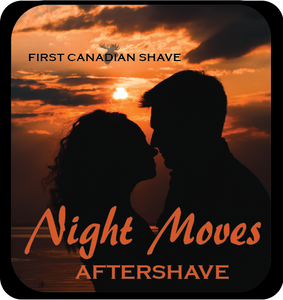 Night Moves Aftershave