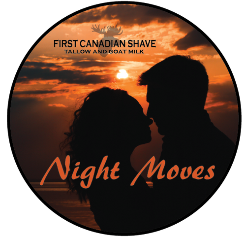 Night Moves Shaving Soap