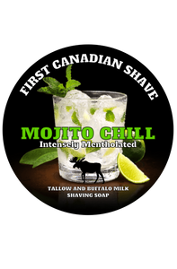 Mojito Chill Shaving Soap