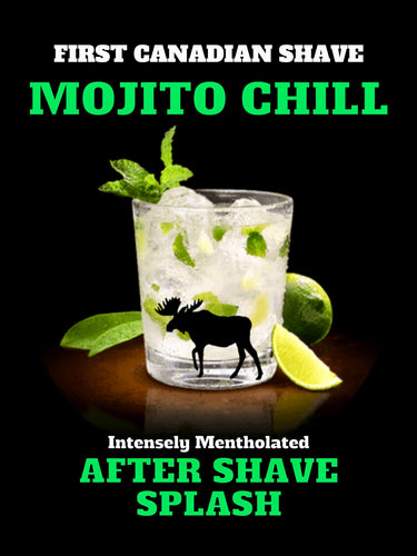 Mojito Chill Aftershave Splash