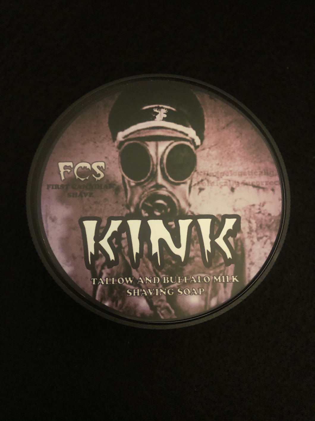 Kink Tallow Shave Soap