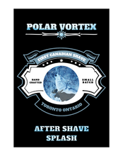 Polar Vortex 100ml. Aftershave