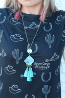 Blue Lagoon Necklace