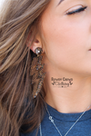 Shock Wave Earrings