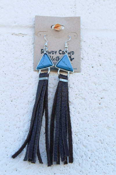 Frio Fringe Earrings