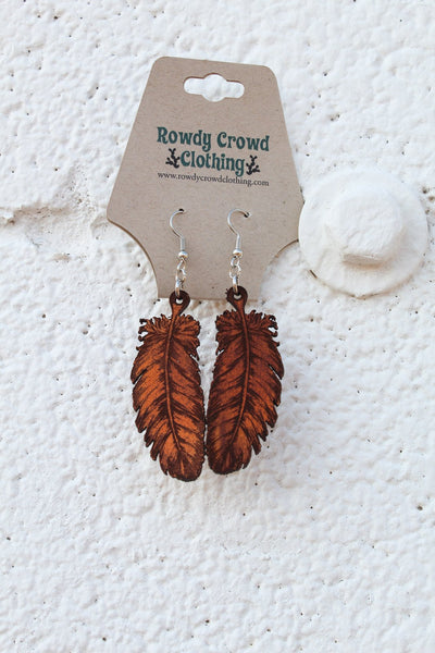 Light as a Feather Earrings