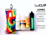 Rainbow Swirls SaniClip™
