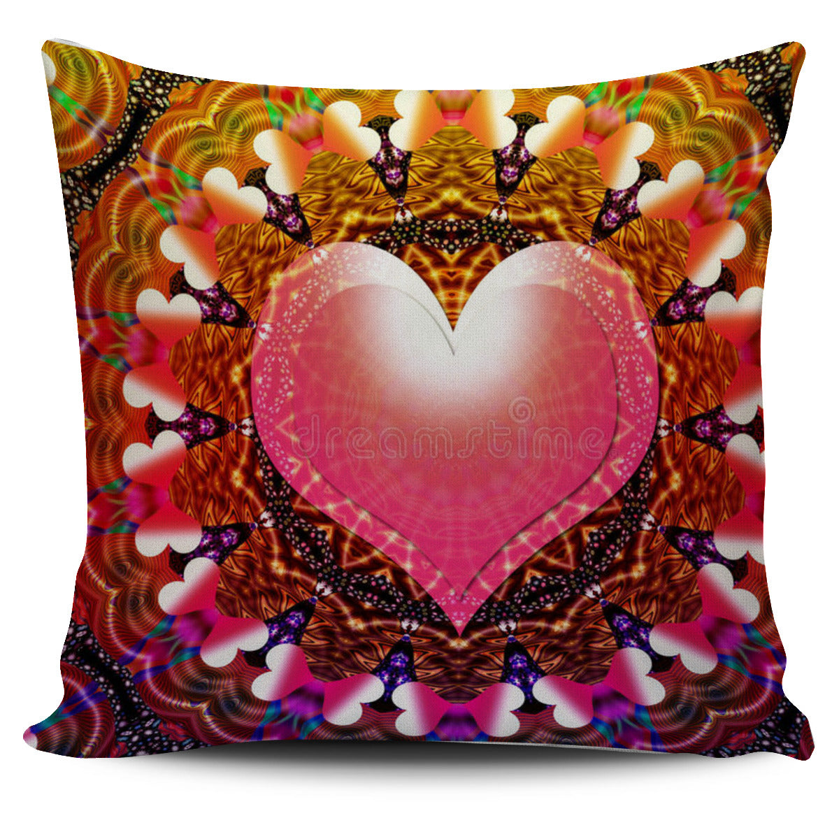 Mandela Pillow - Heart - OMG I Really Want That