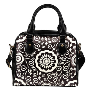 FLORAL PRINT SHOULDER BAGS - OMG I Really Want That