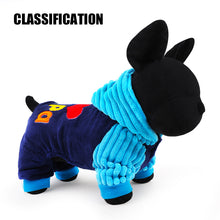 2017 Petcircle Fashion I love papa and mama winter Pet Dog Clothes Clothing For Pet Small Large Dog Coats Jackets for chihuahua - OMG I Really Want That