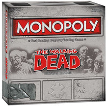 Monopoly: The Walking Dead (Survival Edition) - OMG I Really Want That