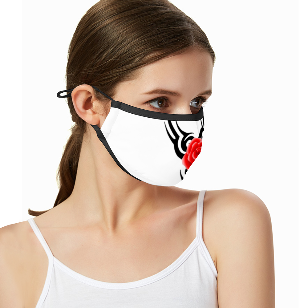 Customizable Breathable sunscreen mask KZ12, Dust Masks with Filter - OMG I Really Want That