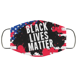 _black lives usa Face Mask - OMG I Really Want That