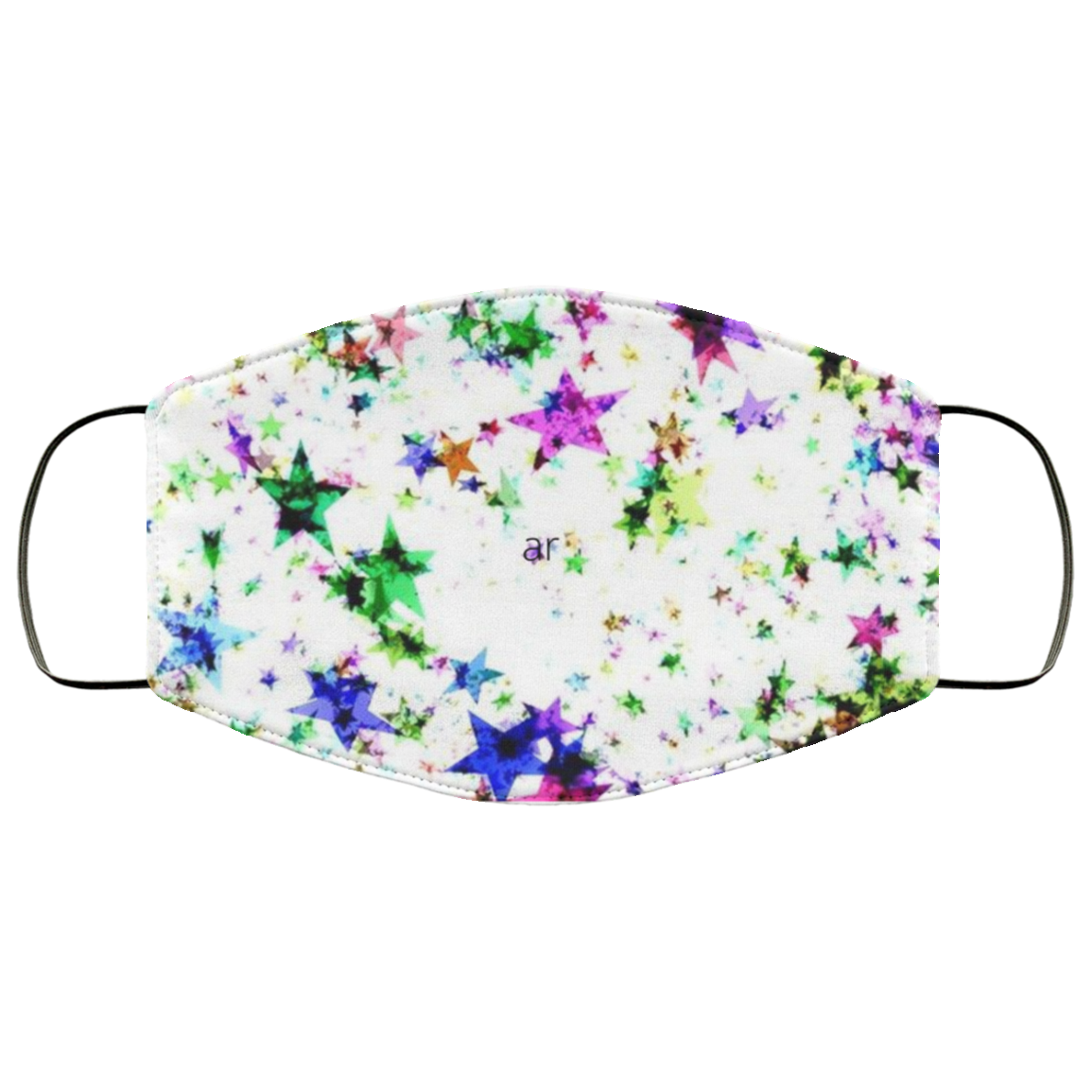 Shining Stars Face Mask