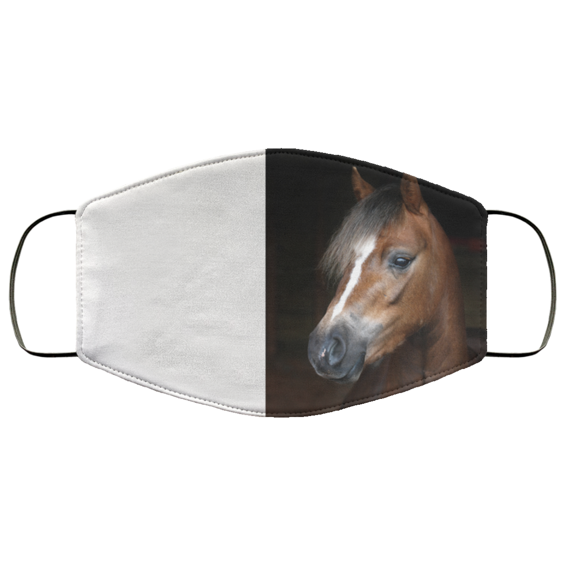 Horse-2 FMA Face Mask - OMG I Really Want That