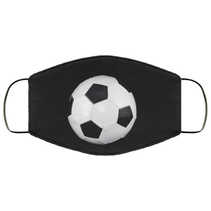 Lets play Soccer Custom Face Mask - OMG I Really Want That