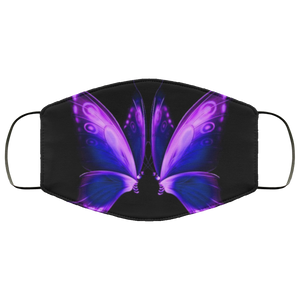 Butterflied Face Mask