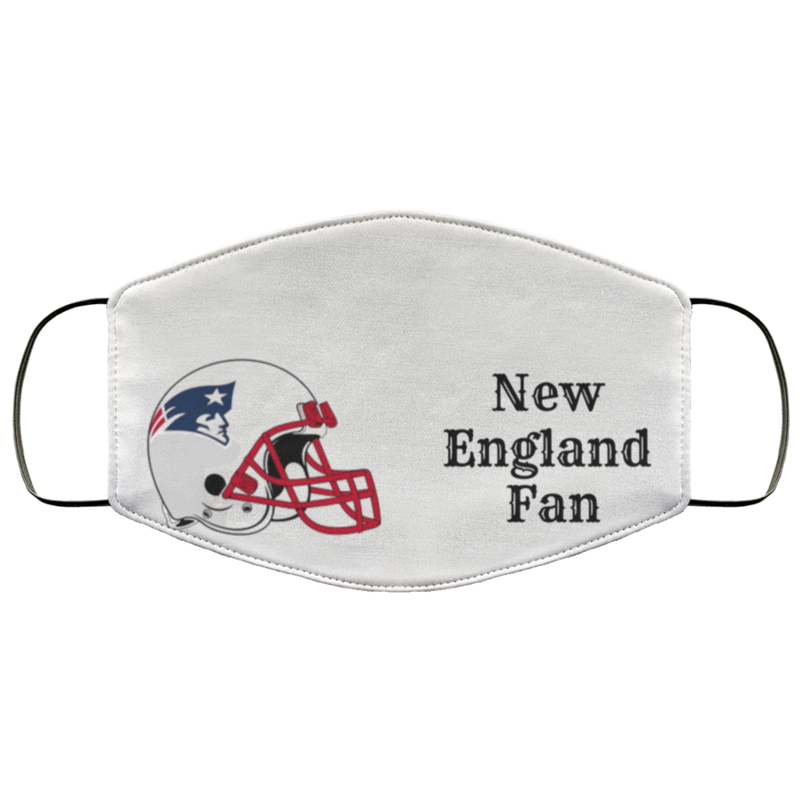 New England Fan Face Mask - OMG I Really Want That