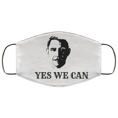Yes We Can Face Mask