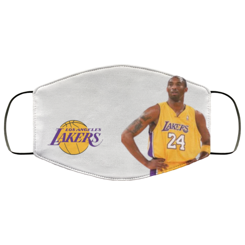 Lakers Face Mask
