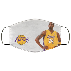Lakers ~ Bryant Face Mask - OMG I Really Want That