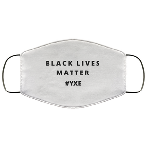 Black Lives Matter YXE Face Mask