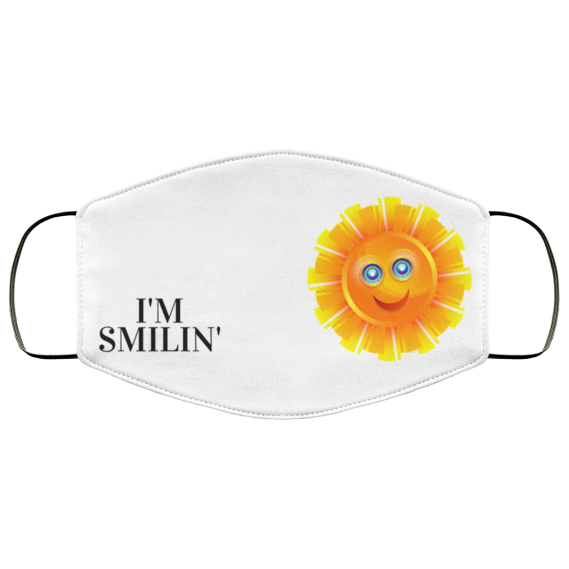 Smilin Face Mask - OMG I Really Want That