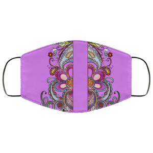 Mirror Design Face Cover
