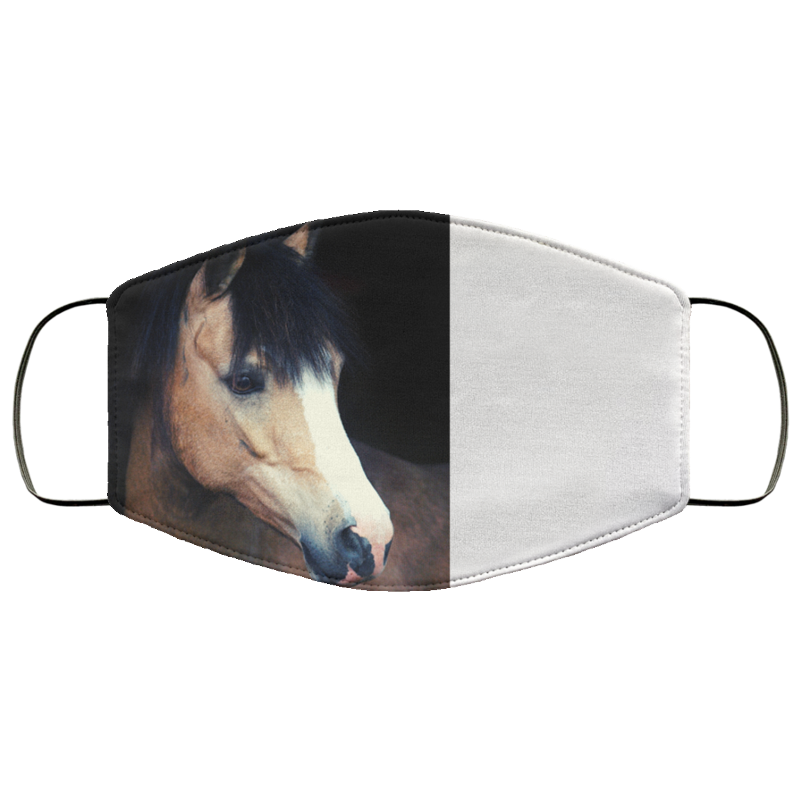 Horse-1 FMA Face Mask - OMG I Really Want That