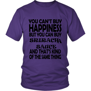 Happiness is Sriracha Sauce! - OMG I Really Want That