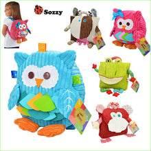 Sozzy Cute Kid Plush School Backpacks - OMG I Really Want That
