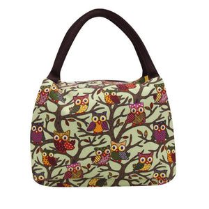 Owl Thermal Insulated Tote - OMG I Really Want That