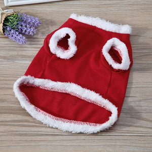 Santa Costume for Your Pet - OMG I Really Want That